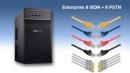 Enterprise 8 BRI + 8 PSTN