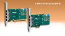ISDN PRI 4 port PCI & PCIe