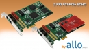 ISDN PRI 2 ports PCI & PCIe