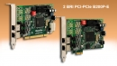 ISDN BRI 2 port PCI & PCIe