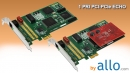 ISDN PRI 1 port PCI & PCIe