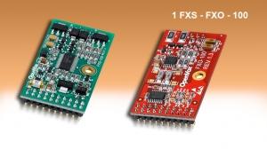 PSTN 1 port FXS - FXO
