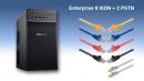 Enterprise 8 BRI + 2 PSTN