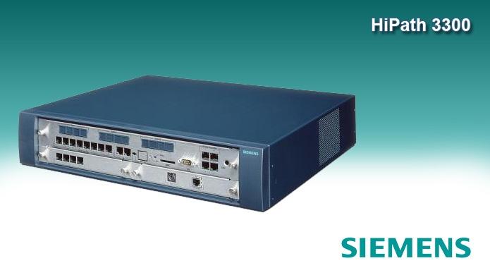 HiPath 3300